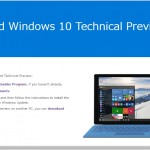 Windows10 Technical PreviewをVirtualBoxにインストールする(ダウンロードから仮想マシン作成まで)