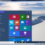 Windows10 Technical PreviewをVirtualBoxにインストールする(仮想マシンの起動とインストール)