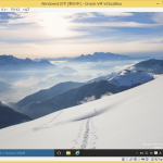 Windows 10 Technical PreviewをBuild 10061へアップデート