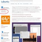 仮想環境上にWordPress環境を構築する(lubuntuダウンロード&VirtualBoxの設定編)