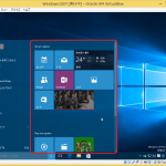 Windows10 Insider PreviewをBuild10547へアップデート