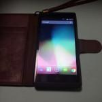 スマートフォン「BNP-500K」のプリインストールアプリと使い勝手