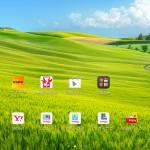 Mediapad M1 8.0(Y!Mobile 403HW)のプリインストールアプリ