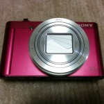 SONYのデジカメ「Cyber-shot DSC-WX500」の外観チェック