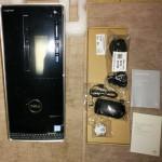 DellのInspiron3650が到着、開封しました