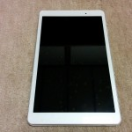 Mediapad T2 10.0 Proの外観チェック