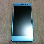 Y!mobileの507SH、外観をチェック