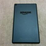 Amazon Fire HD 8の外観チェック
