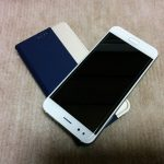 ZenFone4にケースを装着